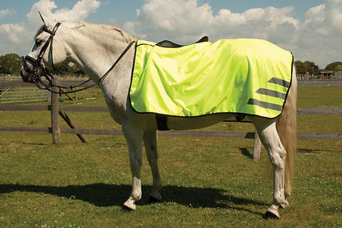 Waterproof Hi Viz Ride-on-Rug