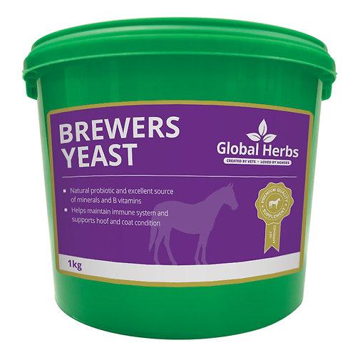 Global Herbs brewers Yeast