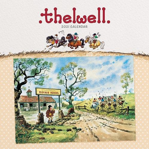 2021 Thelwell Calendar