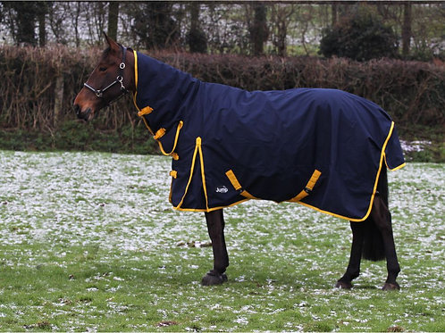 Jump Equestrian 200g Combo Neck Turnout Rug