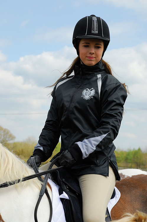 Rhinegold Delaware Waterproof Riding Jacket | Nelsons Equestrian | Riding Wear