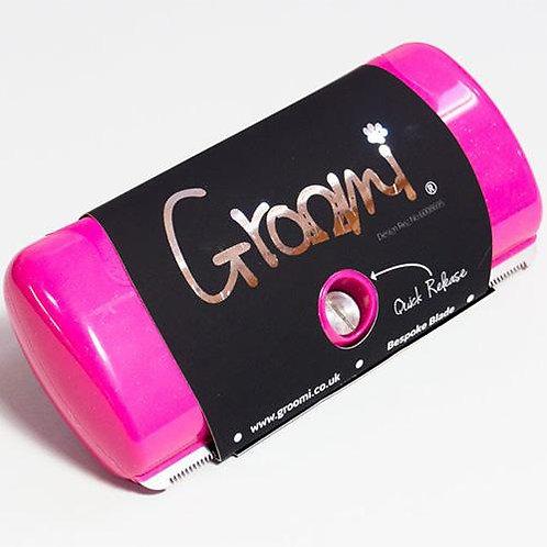 The Groomi Animal Shedding Tool Pink