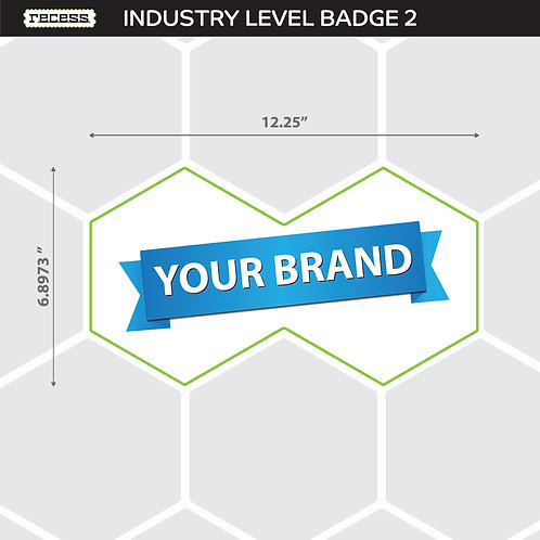 INDUSTRY BADGE 2