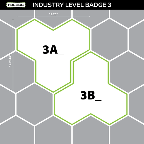 INDUSTRY BADGE 3