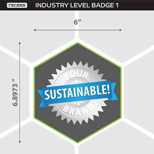 INDUSTRY BADGE 1