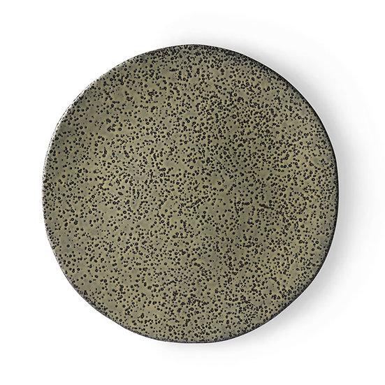 gradient ceramics: dinner plate Set of 2