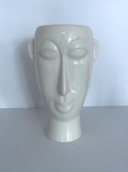 Vase - Gesicht