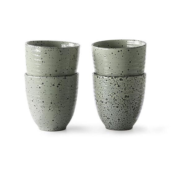 gradient ceramics: mug Set of 4
