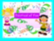 festival of fun facebook web page youth