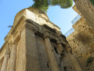 Jerusalem & Bethlehem