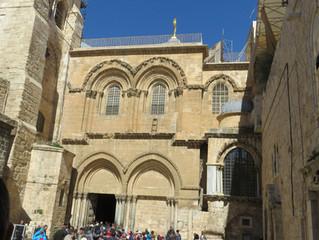 Sunday in Jerusalem