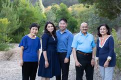 Russ Fuji Punam Family