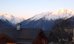 A view from Chalet Dandrina