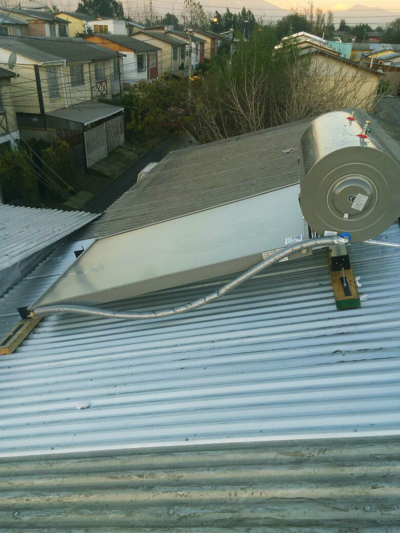 PPPF termosifon panel solar