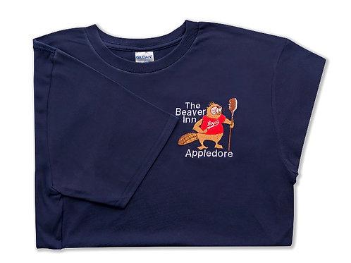 Blue Beaver Tshirt