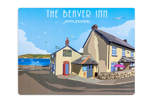 Beaver Inn Place Mat