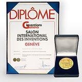 2019日內瓦國際發明展金獎