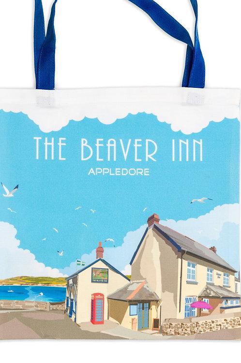 Beaver Inn Tote Bag