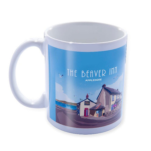 Beaver Inn Mug