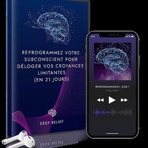 DeepBelief - Pack de 7 Programmes Neuroacoustiques