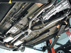 Exhaust Repairs & Upgrades