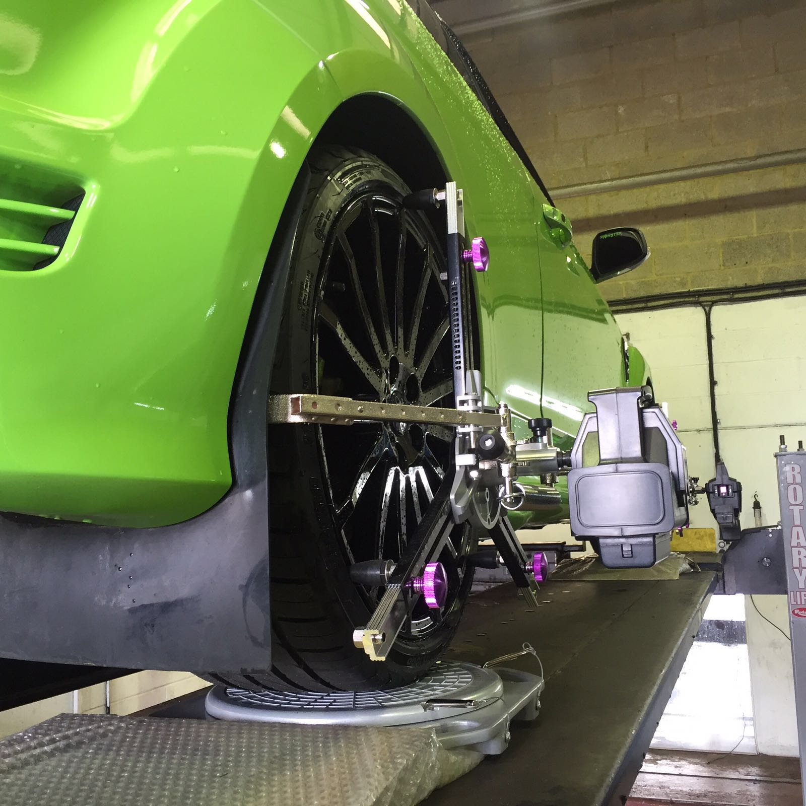 Bucks Wheel Alignment