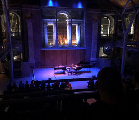 Belle Chen Global Soundscapes Live at LSO St Lukes London