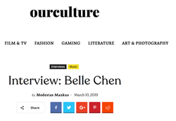 Our Culture Mag Interview