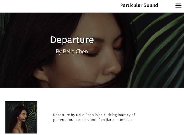 Particular Sound