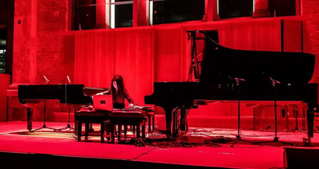 Belle Chen Global Soundscapes LSO London