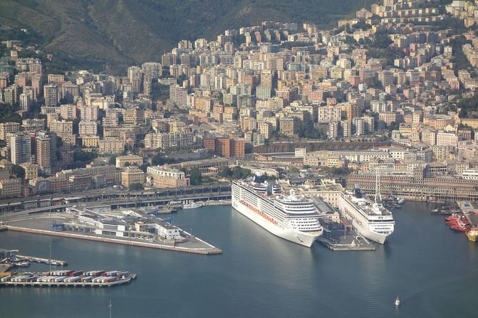 Episode 3: Genoa, Italy