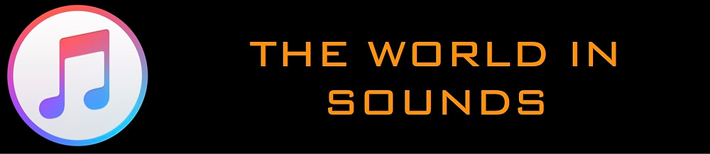 The World in Sounds Podcast iTunes Icon