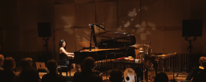 Belle Chen Global Soundscapes Live at Melbourne Recital Centre MRC