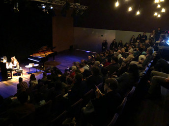 Belle Chen Global Soundscapes Live at Classical Next 2018 Rotterdam