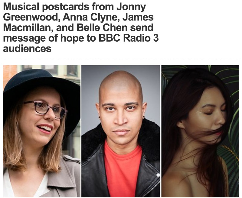 BBC Radio 3 Musical Postcards
