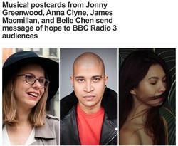 BBC Radio 3 Musical Postcards