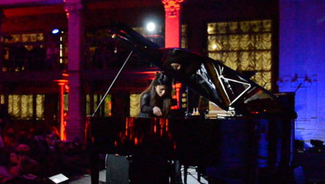 Belle Chen Global Soundscapes Piano City Milan 2019