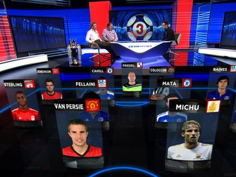 Match of the day...