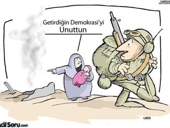 Demokratikleştiremediklerimizden misiniz?