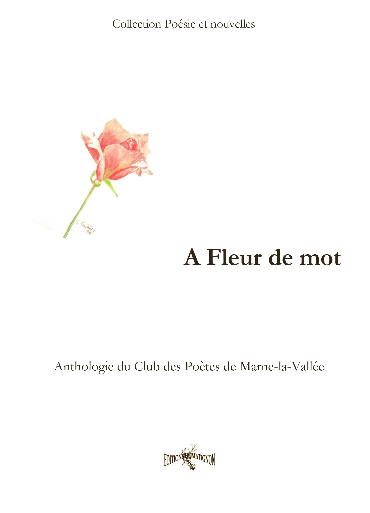 A fleur de mot