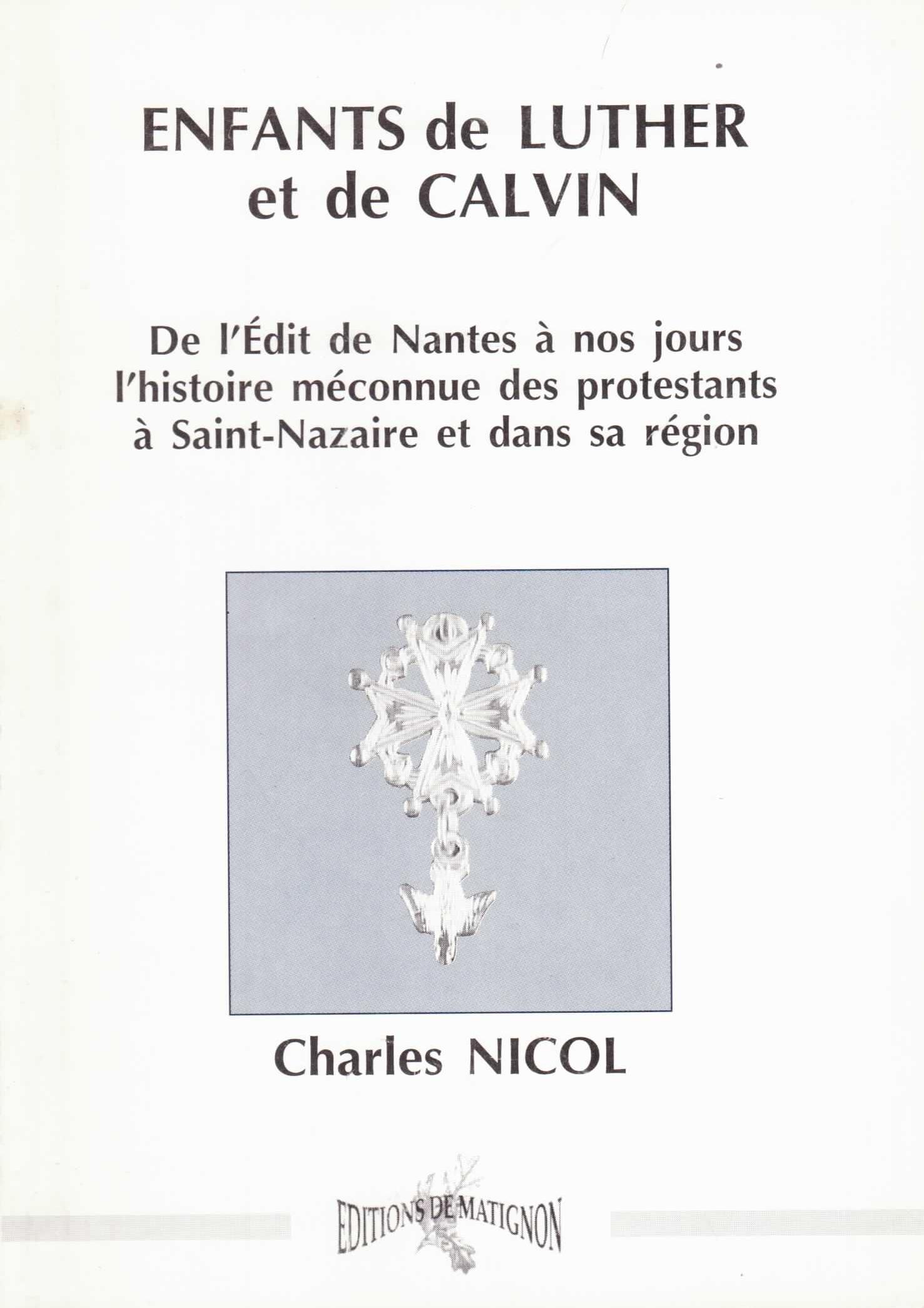 Enfants de Luther et de Calvin
