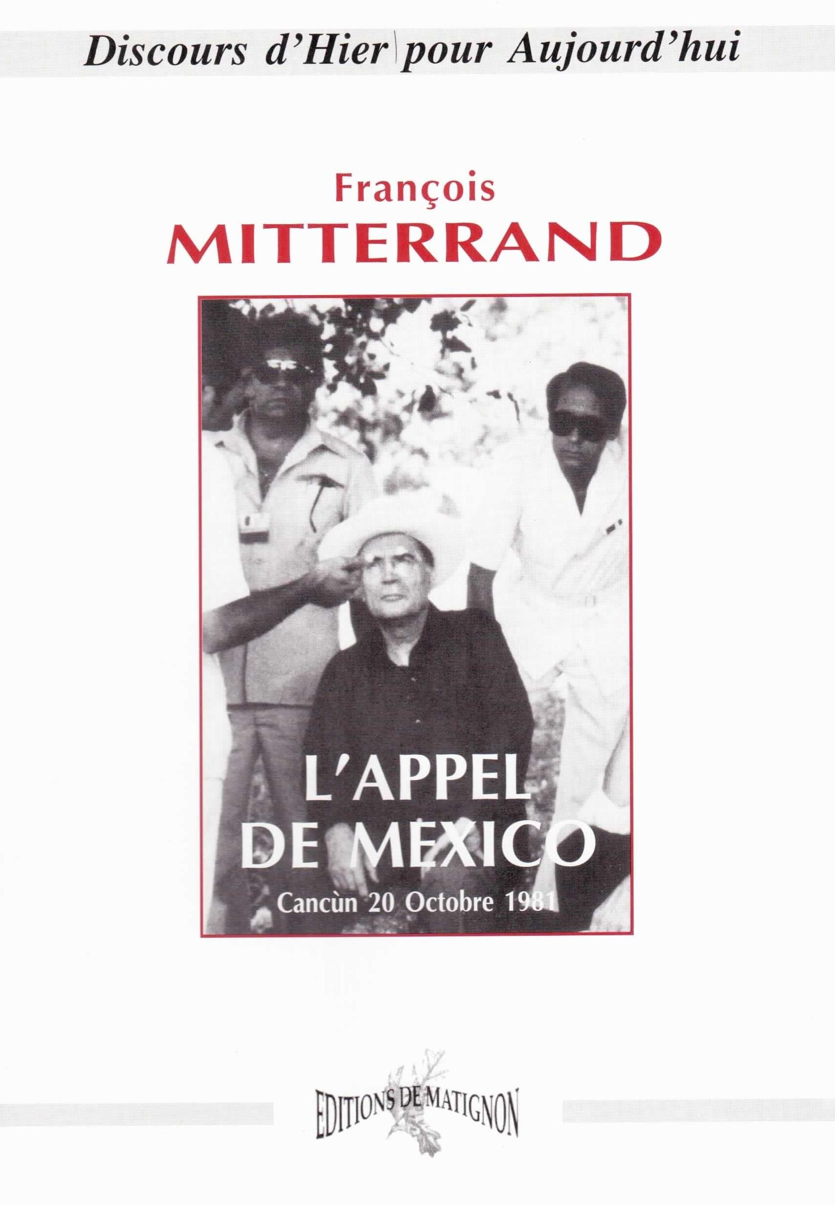 L'appel de Mexico