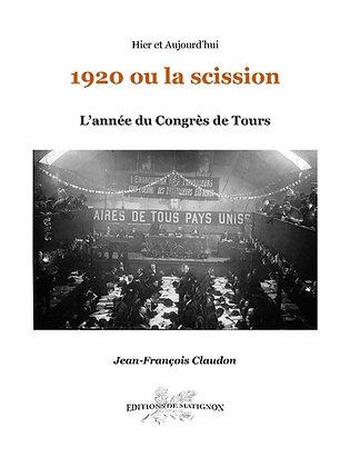 1920 ou la scission