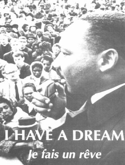 M. Luther King
