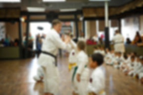 Keiko Martial Arts kids boys girls karate Brampton Ontario