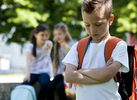 Is your child bully proof?