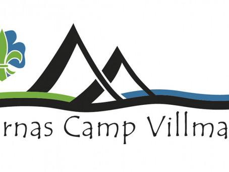 Barnas camp villmark