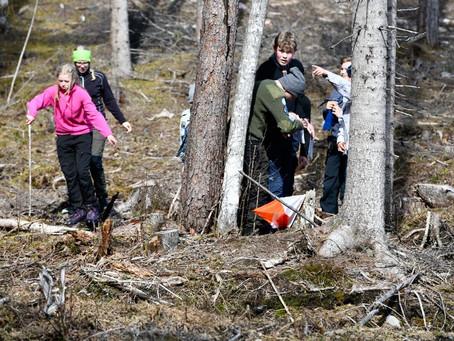 Kretskoordinator Romerike krets av Norges speiderforbund