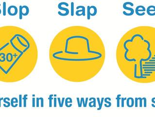 See Spot….Check Spot!!  Skin Cancer Awareness Month