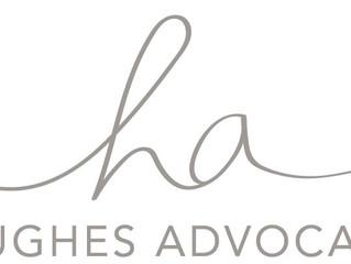 Hughes Advocacy Press Release